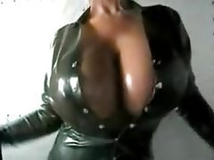 Blonde, Latex, MILF, German