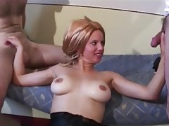 Amateur, Big Boobs, Gangbang, Old and Young