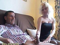 Blondine, Strumpfhose, Dünn, Strümpfe