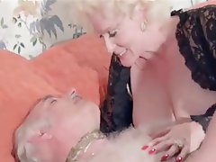 Anal, Hairy, Old and Young, Threesome