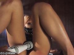 Big Tits, Ebony, Hairy, Masturbation