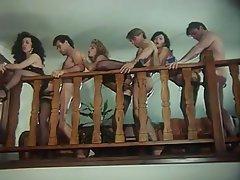 Skupinový sex, Tvrdé sex, Orgie, Náctileté
