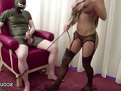Büyük göğüsler, Kadin egemenligini, Almanya, Sert seks