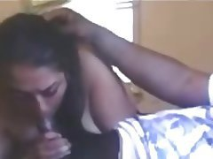 Indian, Big Boobs, Blowjob, Cumshot