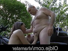 Cumshot, Old and Young, Teen, Teen