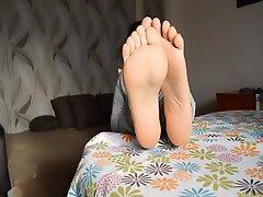 Amateur, Fuß Fetisch