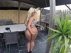 Ass, Blonde