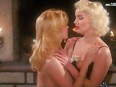 Blonde, Blowjob, Celebrity, Vintage