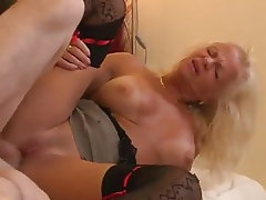 Anal, Teen, German, Cum in mouth