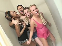 Amateur, Brunette, Coed, College