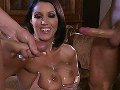 Big Tits, Brunette, Fucking, Hardcore