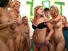 Babe, Big Tits, Brunette, College