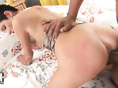Babe, Ebony, Blowjob, Fetish