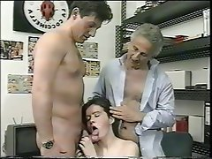 Anal, Group Sex, Hairy, Old and Young