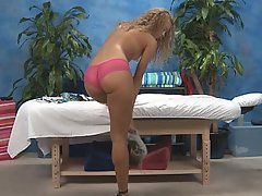 Ass, Babe, Blonde, Massage
