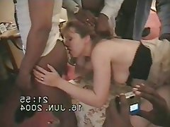 Amateur, French, Interracial
