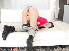 Big Cock, Blowjob, Cumshot, Masturbation