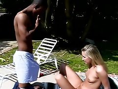 Anal, Blonde, Interracial