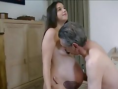Amateur, Babe, Creampie, Old and Young