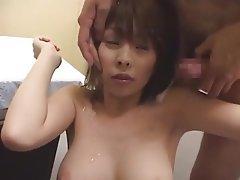 Blowjob, Cumshot, Facial, Japanese