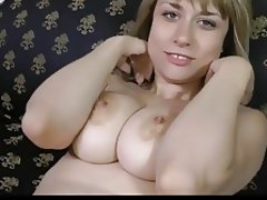 Blonde, Hairy, Masturbation, MILF